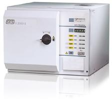 SES 2000 Tabletop (bench top) Autoclave