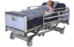 Linet Image 3 Bariatric - Universal Bariatric Bed working load 320kg